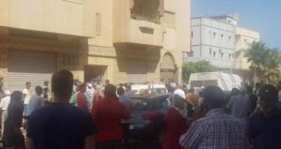 جريمة قتل تهز مدينة سيدي سليمان