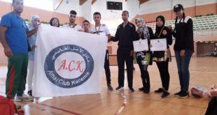 نادي الأمل القاسمي فرع الفول كونتاكت يمثل مدينة سيدي قاسم في البطولة الجهوية