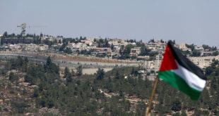 مئات الإسرائيليين يتضامنون مع الشعب الفلسطيني في رام الله