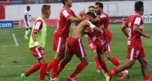 حسنية أكادير يعود بفوزٍ كبير من الجزائر ويتصدر مجموعته بالعلامة الكاملة من كأس الكاف