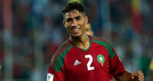 الكاف يرشح حكيمي ضمن القائمة المختصرة لأفضل لاعب شاب بإفريقيا