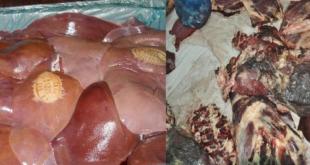 اللحوم الفاسدة وكبدة الخنزير تغزو مطاعم وأسواق الناظور
