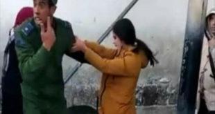 السجن والغرامة لشابة صفعت جمركيا بمعبر باب سبتة